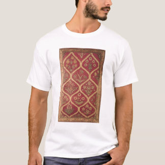 Perzisch of Turks tapijt, zestiende/zeventiende T Shirt
