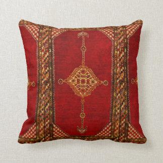 Perzisch tapijtpatroon sierkussen