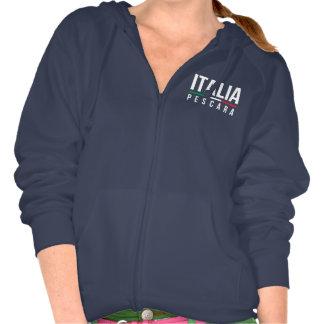 Pescara Italië Sweatshirt Met Capuchon