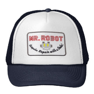 Pet Trucker Mr.Robot
