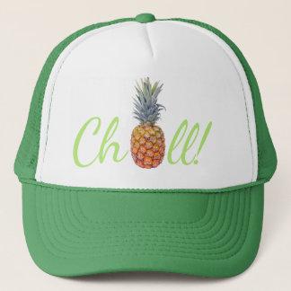 Pet van de Vrachtwagenchauffeurs van de ananas het