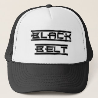 Pet van het Zwarte band van vechtsporten het