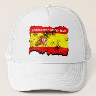 Pet van Spanje van het Team van het Voetbal van