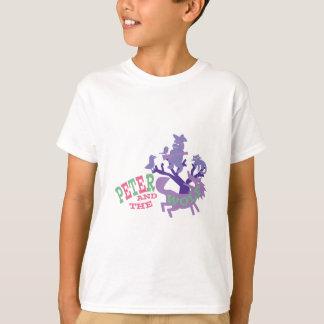Peter en de Wolf T Shirt