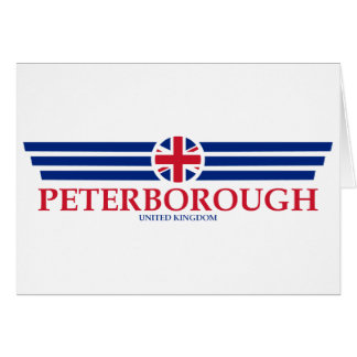 Peterborough Kaart