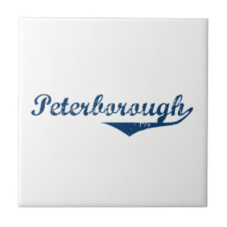 Peterborough Keramisch Tegeltje