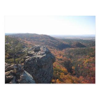 Petit Park van de Staat van Jean Arkansas Briefkaart
