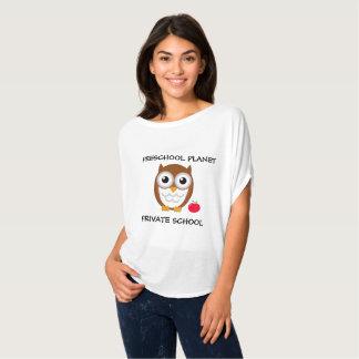 peuter leraarsoverhemd t shirt