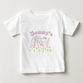 Peuter van de Engel van de mama Weinig/Overhemd Baby T Shirts
