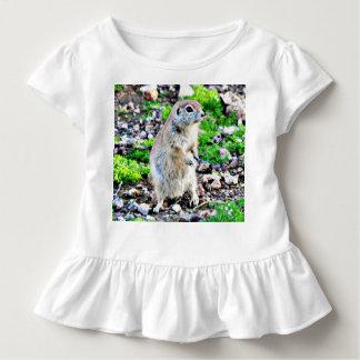 Peuter Verstoord T-shirt - Gemalen Eekhoorn