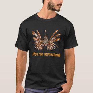 Pez León/Frito geen Envenena T Shirt