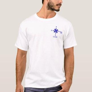 PG het Oosten 2015 van de Terugtocht - woorden op T Shirt
