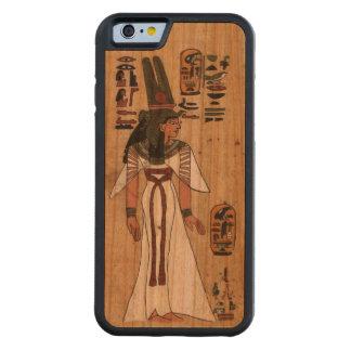 Pharaonic Hiëroglyfisch van de oude Egyptische Kersen iPhone 6 Bumper Case