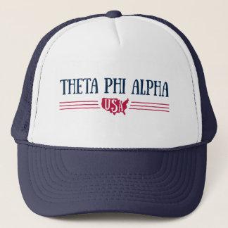 Phi de Alpha- V.S. van de theta Trucker Pet