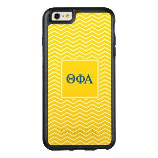 Phi het Alpha- | van de theta Patroon van de OtterBox iPhone 6/6s Plus Hoesje