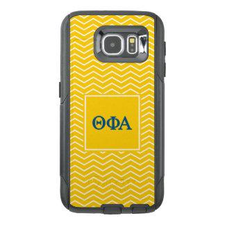 Phi het Alpha- | van de theta Patroon van de OtterBox Samsung Galaxy S6 Hoesje