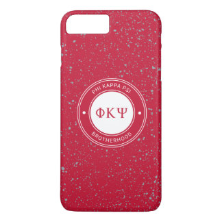 Phi Kappa Psi | Kenteken iPhone 8/7 Plus Hoesje