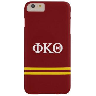 Phi Kappa Theta | de Streep van de Sport Barely There iPhone 6 Plus Hoesje