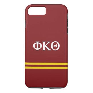 Phi Kappa Theta | de Streep van de Sport iPhone 8/7 Plus Hoesje