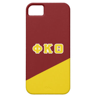 Phi Kappa Theta | Griekse Brieven Barely There iPhone 5 Hoesje