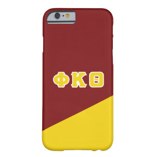 Phi Kappa Theta | Griekse Brieven Barely There iPhone 6 Hoesje