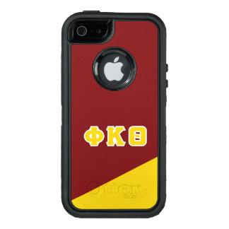 Phi Kappa Theta | Griekse Brieven OtterBox Defender iPhone Hoesje
