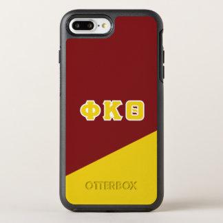 Phi Kappa Theta | Griekse Brieven OtterBox Symmetry iPhone 8 Plus / 7 Plus Hoesje