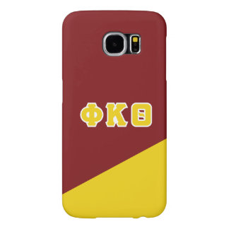 Phi Kappa Theta | Griekse Brieven Samsung Galaxy S6 Hoesje
