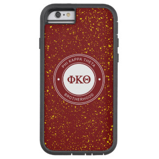 Phi Kappa Theta | Kenteken Tough Xtreme iPhone 6 Hoesje