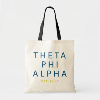 Phi van de theta Alpha- Modern Type Draagtas