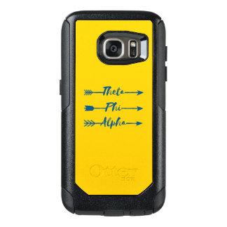 Phi van de theta Alpha- Pijl OtterBox Samsung Galaxy S7 Hoesje
