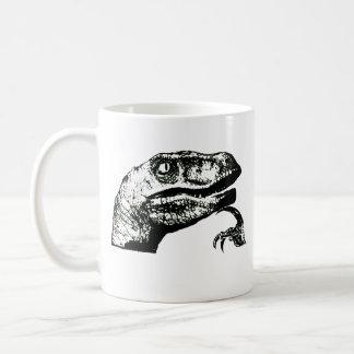 Philosoraptor - Goedemorgen? Koffiemok