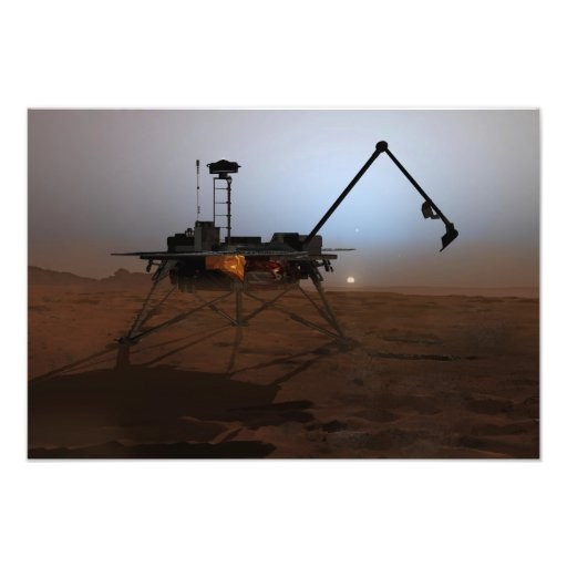 Phoenix Mars Lander 3 Fotoprints