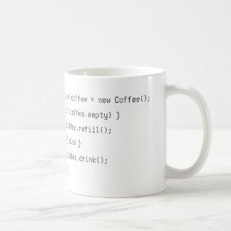 PHP van de koffie grappige ontwikkelaar Koffiemok