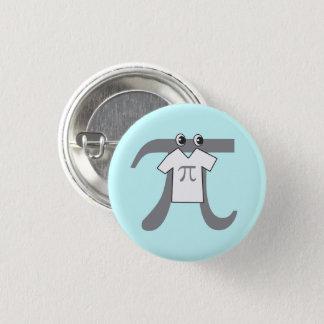 Pi die Pi dragen Ronde Button 3,2 Cm