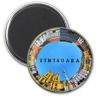 piata van het de unie vierkante panorama van magneet
