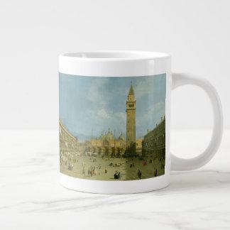 Piazza San Marco Grote Koffiekop