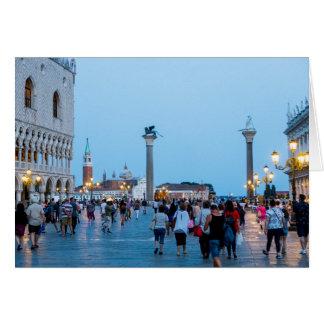 Piazza San Marco Kaart