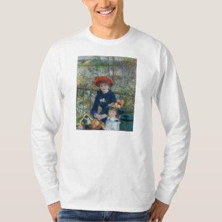 Pierre-Auguste Renoir - Twee Zusters T Shirt