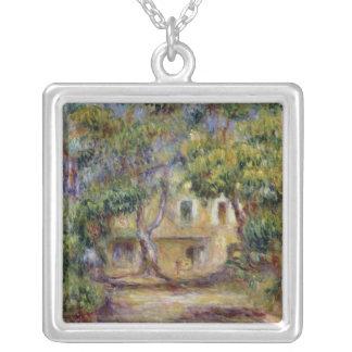Pierre een Renoir | het Boerderij in Les Collettes Zilver Vergulden Ketting