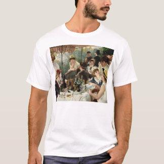 Pierre Renoir- het Middagmaal van de Partij van T Shirt