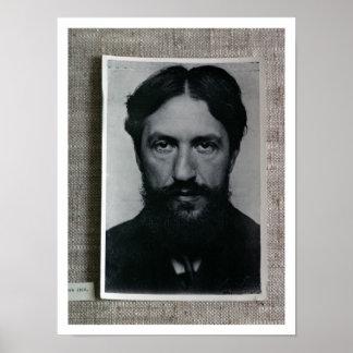 Piet Mondrian (1872-1944), c.1910 (foto b/w) Poster