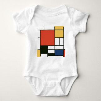 Piet Mondrian - Samenstelling Romper