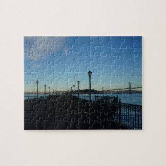 Pijler 7, de Puzzel van San Francisco #3 Puzzel