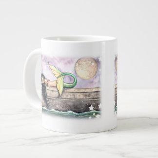 Pijler van de JumboMok van Dromen Grote Koffiekop