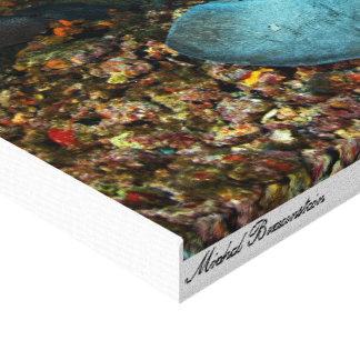 Pijlstaartrog 2 - Canvas
