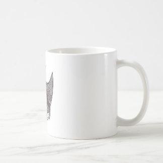 Pijlstaartrog Koffiemok