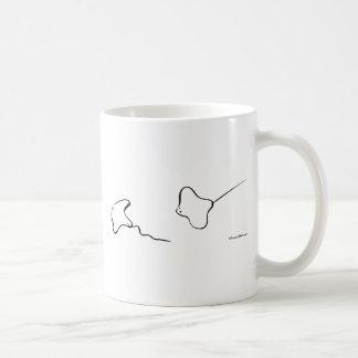 Pijlstaartroggen Koffiemok
