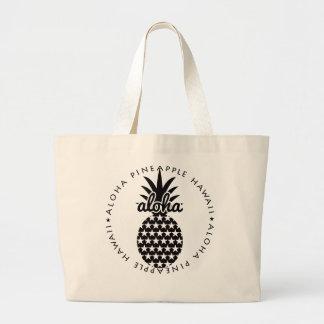 pineapple(star)★049 grote draagtas