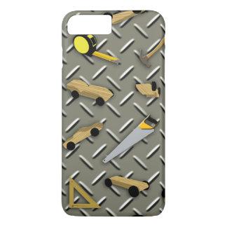 Pinecar Woodshop iPhone 8/7 Plus Hoesje